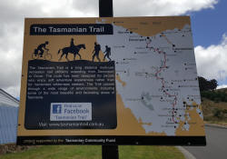 The End of the Tasmanian Trail