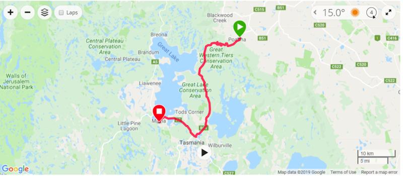 The Tasmanian Trail Part 2 Tony And Matthew Watton