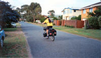 Heading off - to Western Tasmania